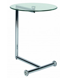 Side Table Easy Living Clear - 70629