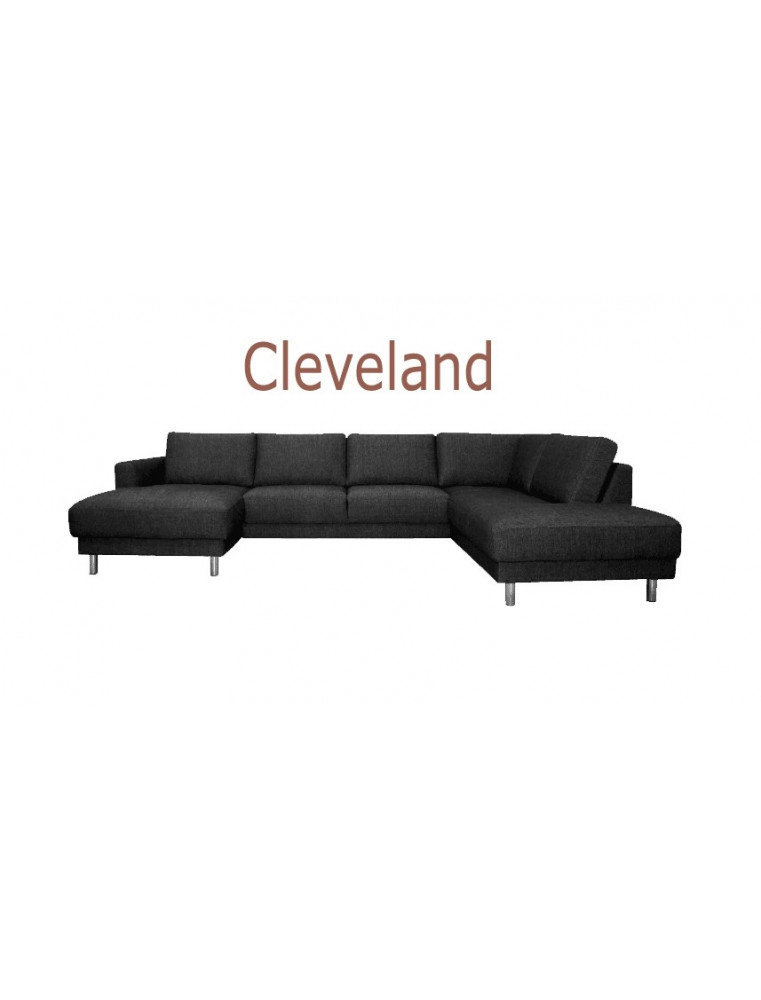 Cleveland Sofa Woon & relax combinaties