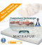 MatrasTopper Matrapur™ Medic+ Visco Traagschuim